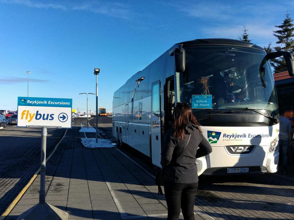 Flybus iceland