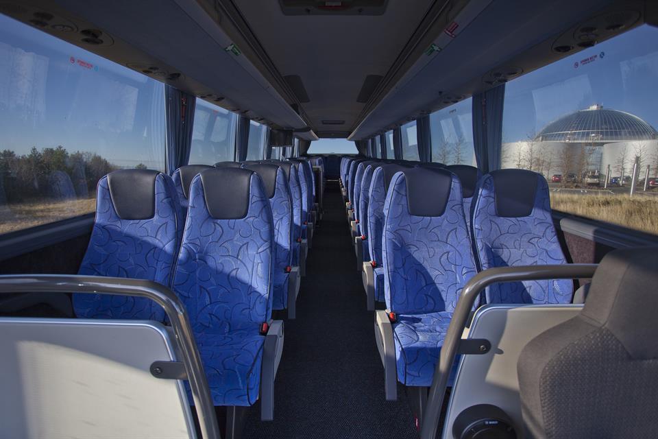 Flybus inside
