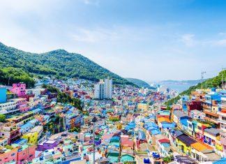 busan itinerary 4 days,busan travel itinerary,busan trip itinerary-gamcheon-culture-village