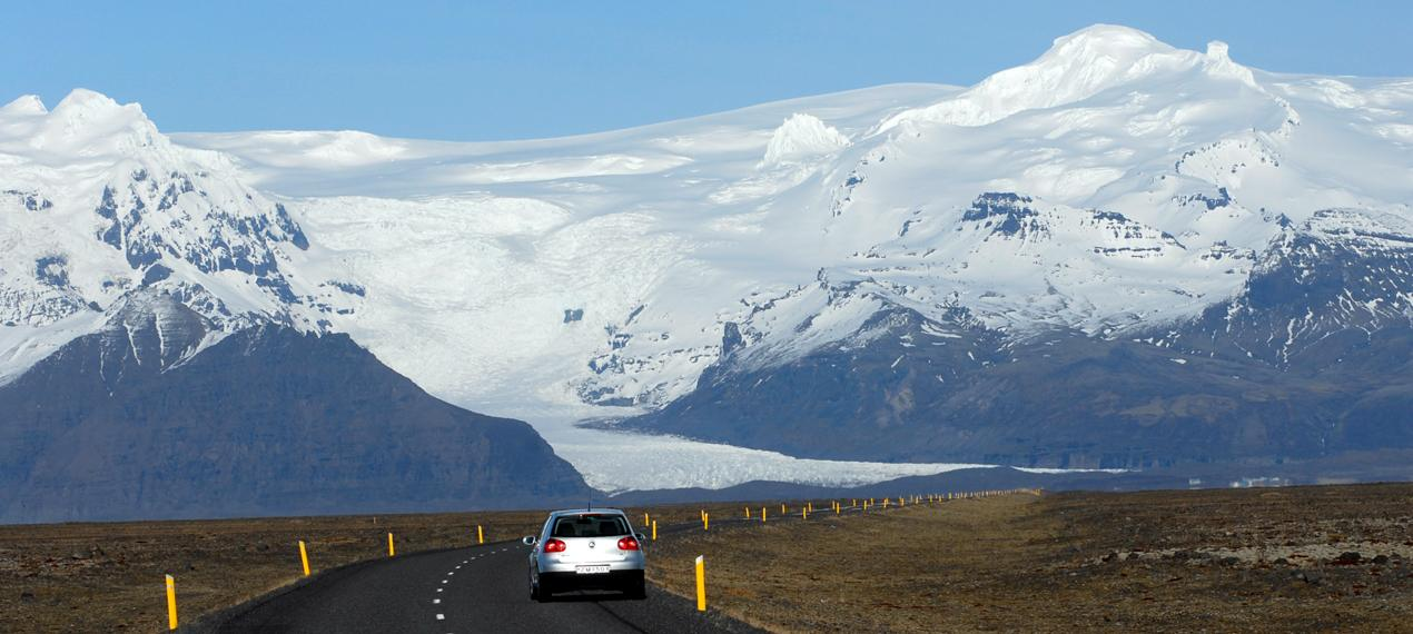 iceland self driving