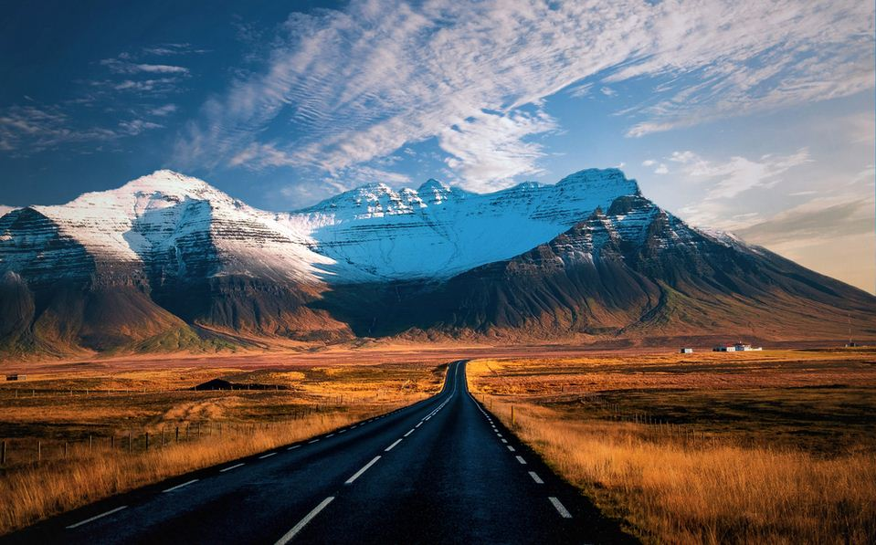ring road iceland