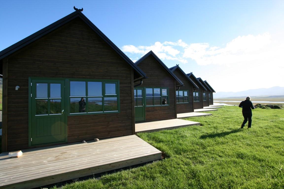 Guesthouse Hofsstaðir
