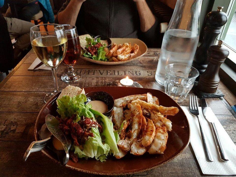 Pakkhus Restaurant, Hofn