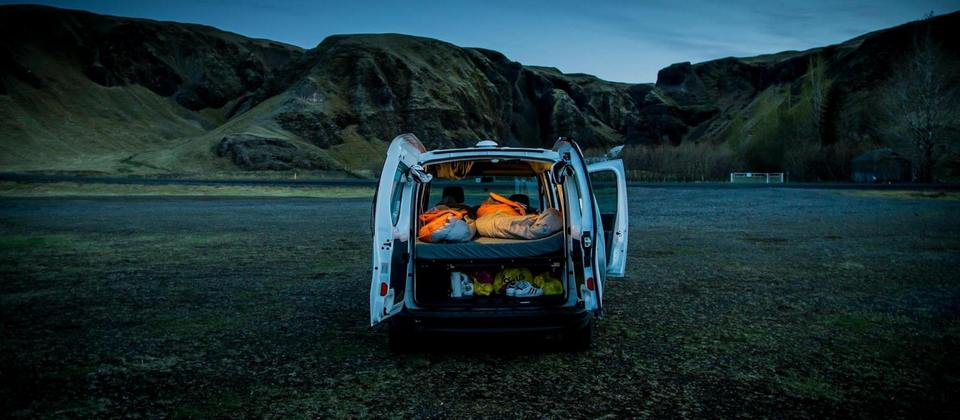 car Camping-in-Iceland
