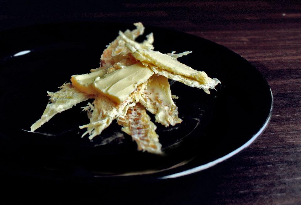 Hardfiskur (Icelandic Dried Fish)