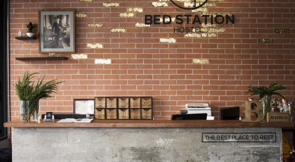 Bed Station Hostel, Bangkok, Thailand