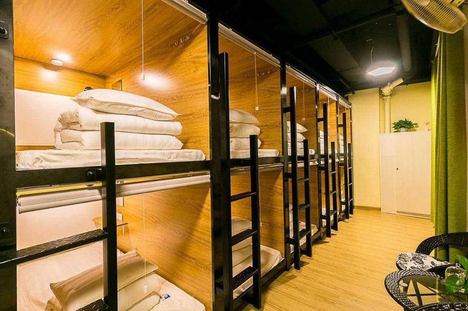 Bed Station Hostel, Bangkok, Thailand 9
