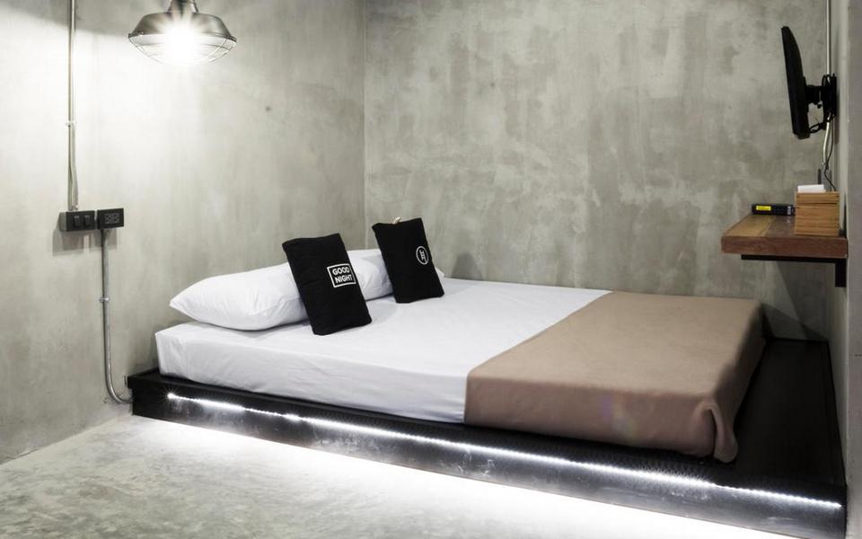 Bed Station Hostel, Bangkok, Thailand