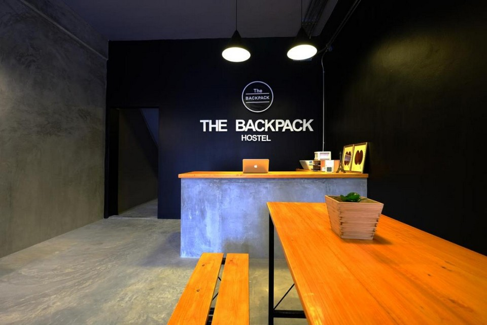 The Backpack Hostel, Bangkok, Thailand