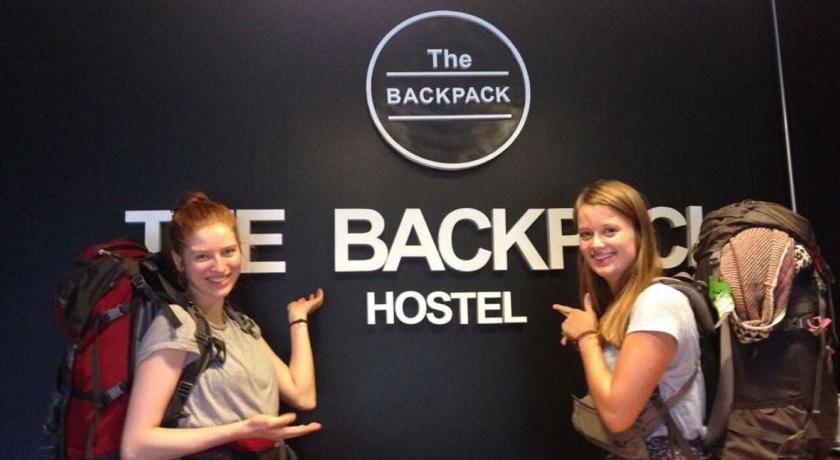 The Backpack hostel, Bangkok 7