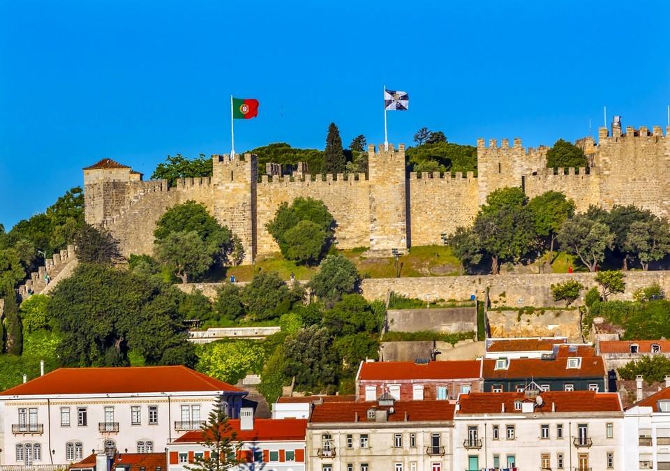 Castelo de São Jorge lisbon