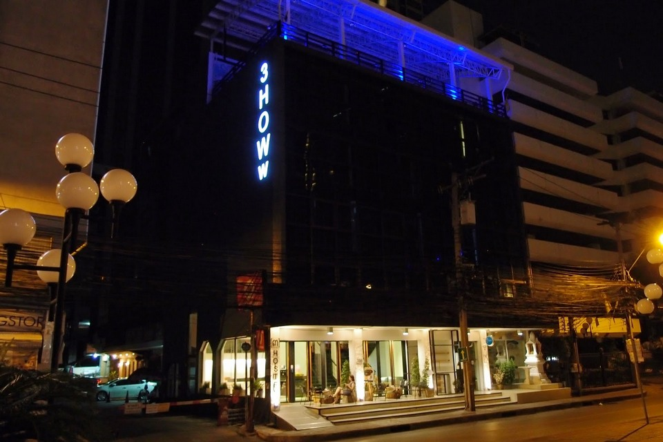 3 Howw Hostel, Bangkok, Thailand