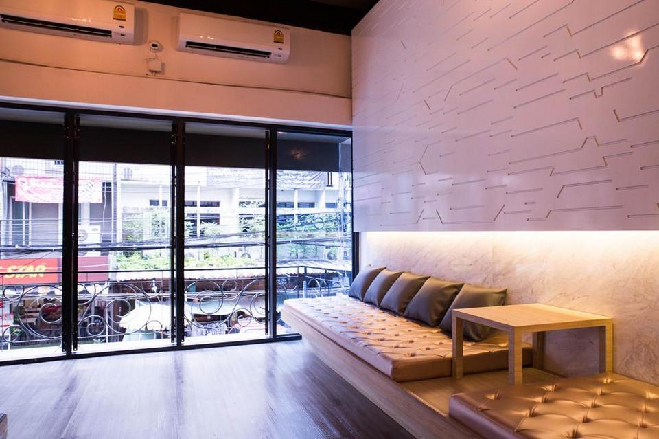 Bedbox Hostel, Bangkok, Thailand
