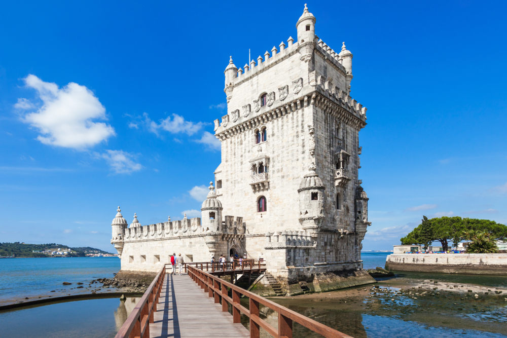Belém Tower lisbon.1