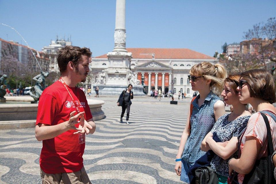 Free Walking Tour in Lisbon.1