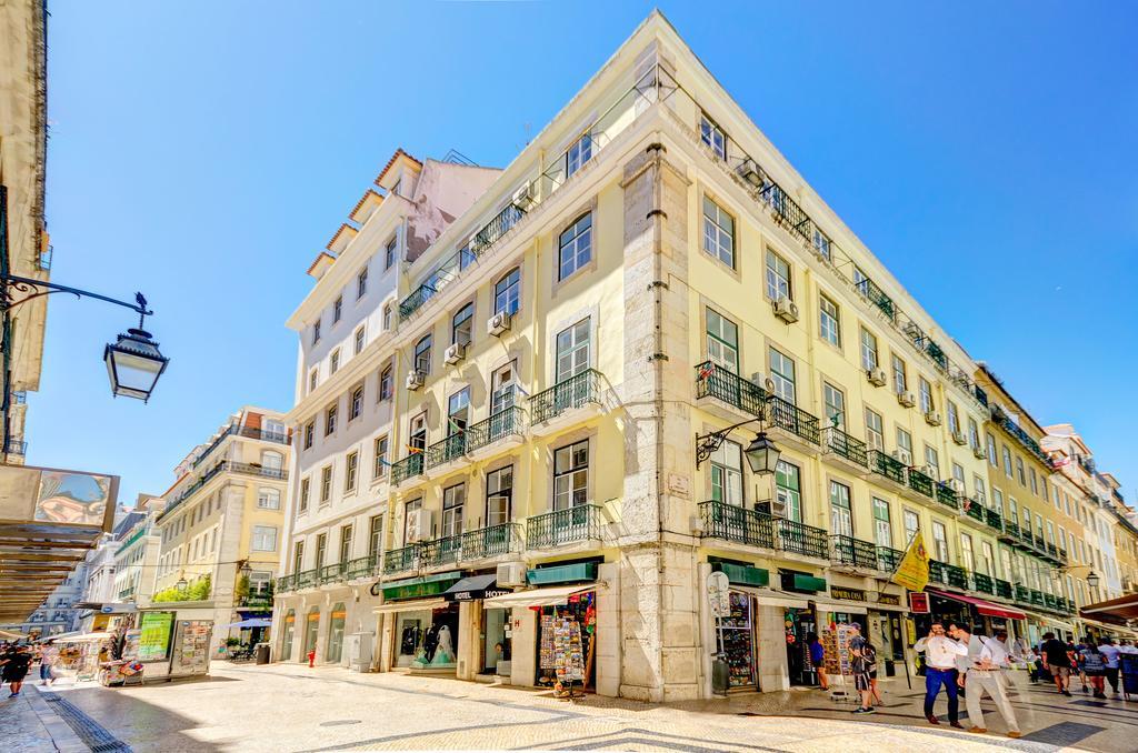 Hotel LX Rossio lisbon