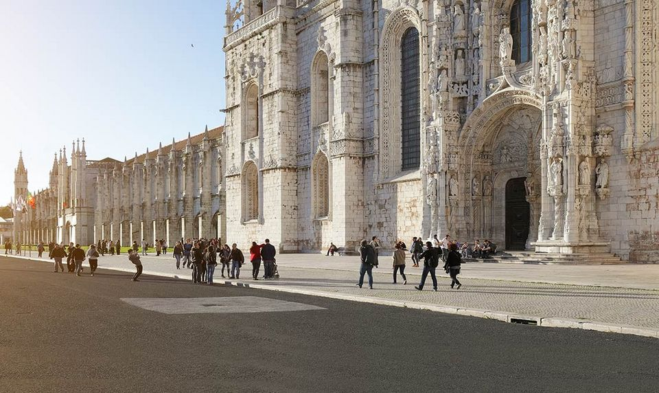 Jerónimos Monastery lisbon portugal (1)