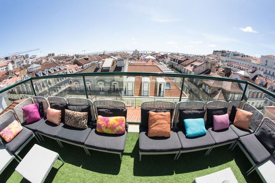 Lisbon Short Stay Apartments Baixa3