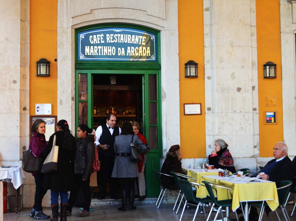 Cafe Martinho Da Arcada