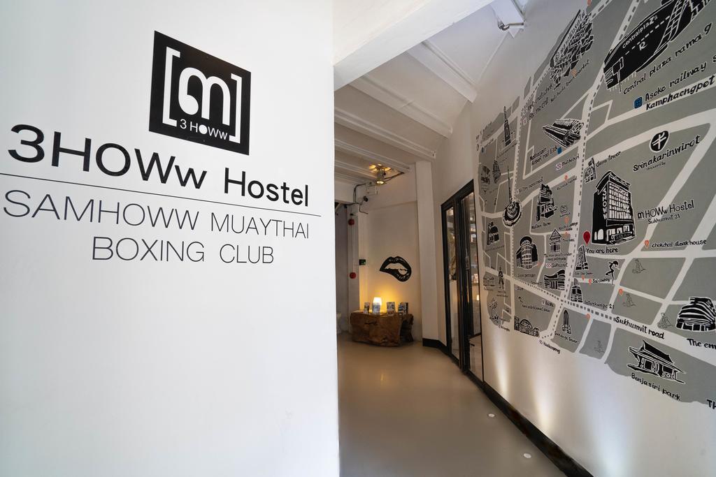 3howw hostel sukhumvit