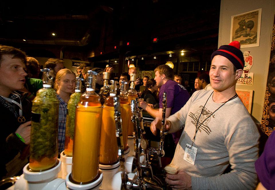 Boston beer fest
