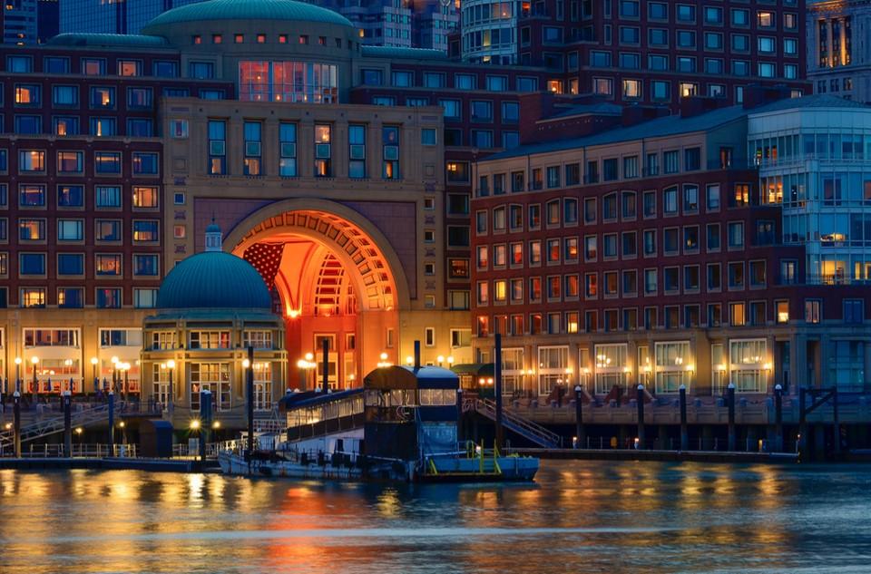Boston Harbor Hotel | boston visitors guide