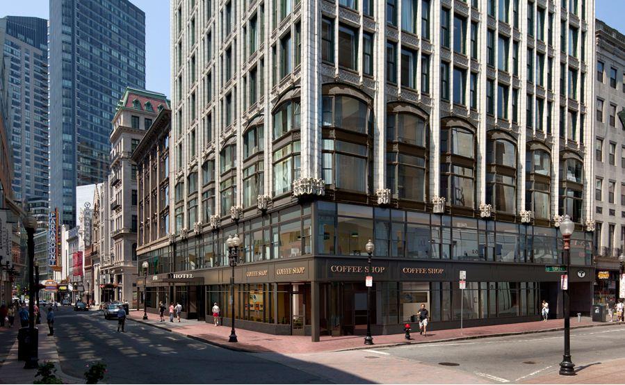 The Godfrey Hotel Boston24