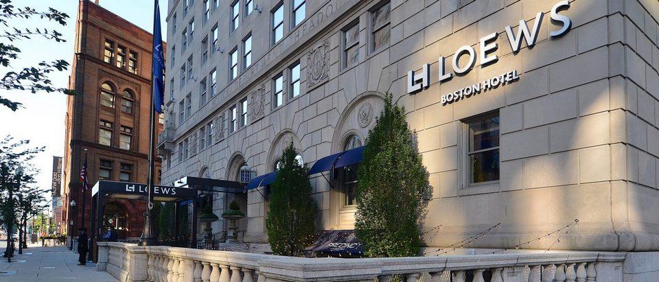 lowes hotel boston