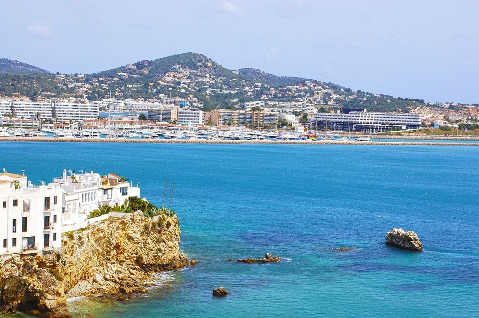 getting to ibiza-spain