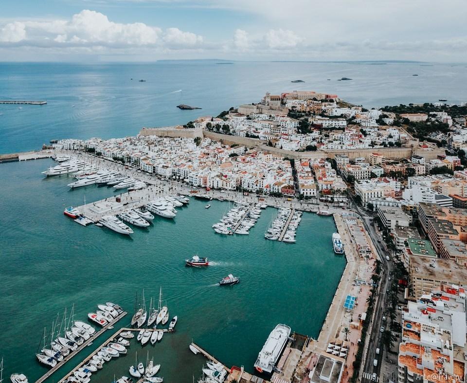 ibiza old port