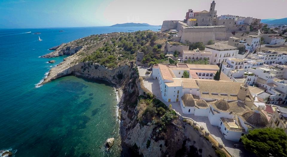 Dalt Villa (Castle) ibiza