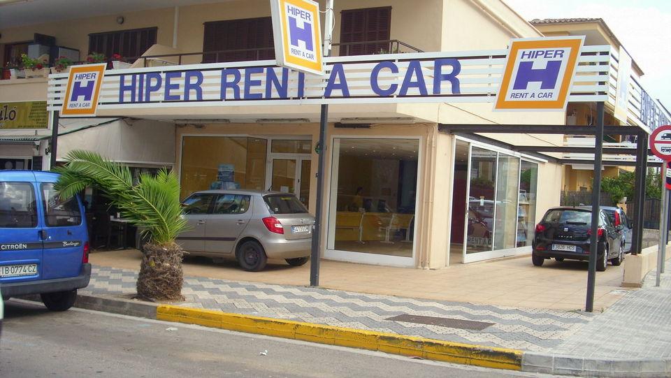 hiper rent car ibiza