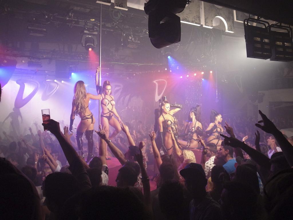 Pacha Ibiza Night Club