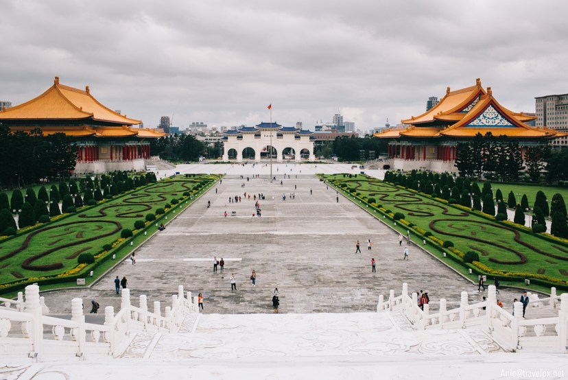 Chiang Kai-shek Memorial Hall taipei taiwan (3)