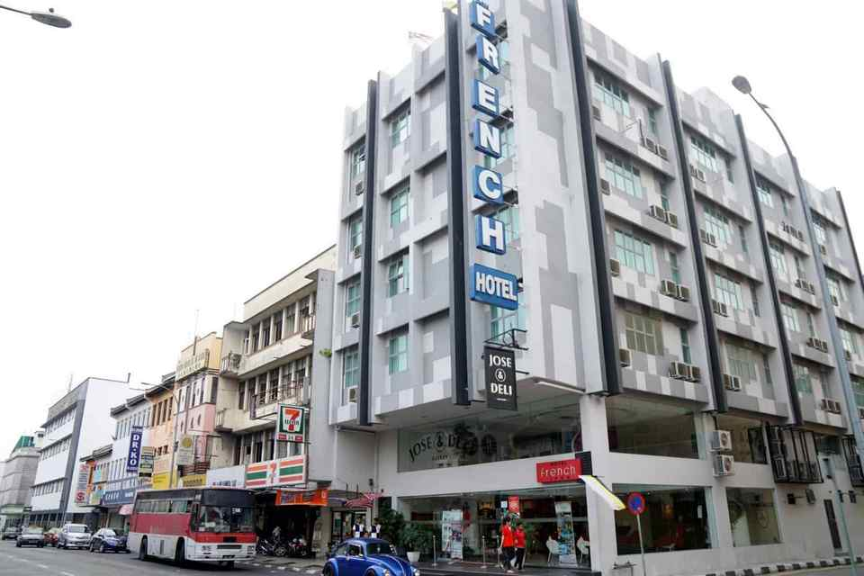 French Hotel ipoh malaysia