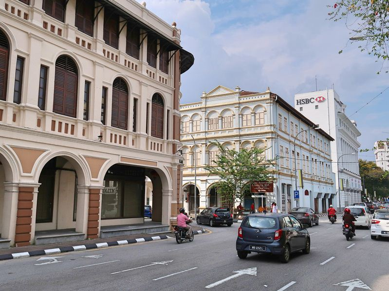 getting around ipoh