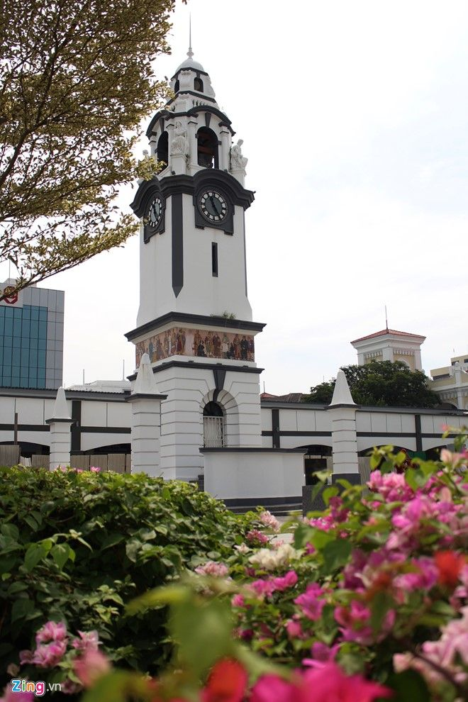 Birch Memorial Clock Tower ipoh (1)