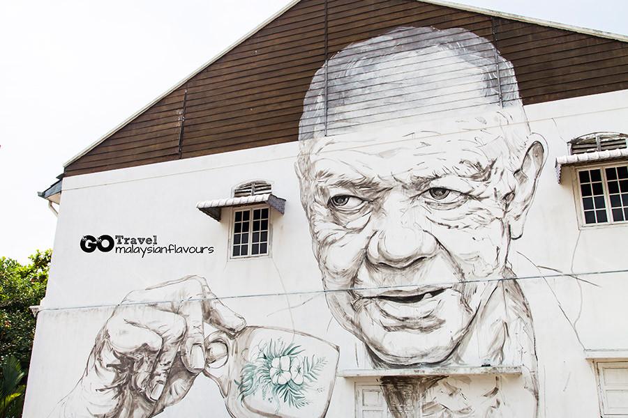 Ipoh Wall Murals