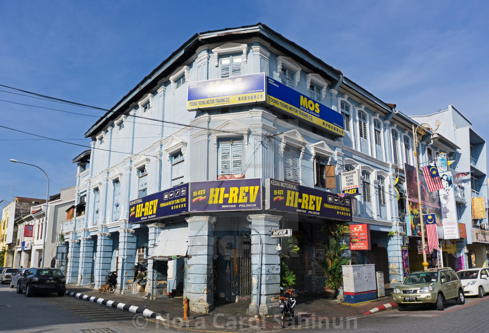 Jalan Sultan Yusof street, Little India, Ipoh old town