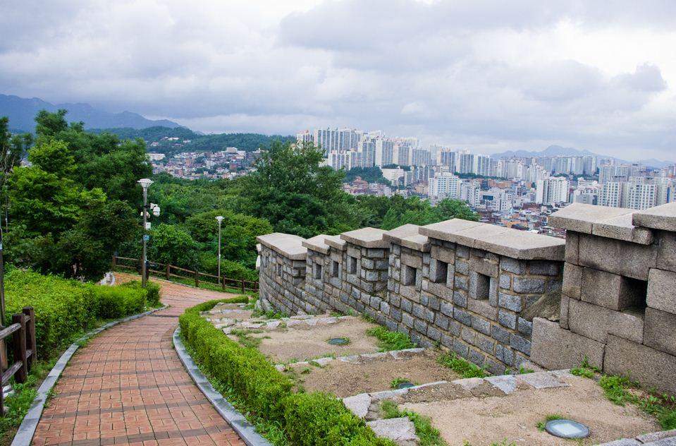 Naksan Park seoul