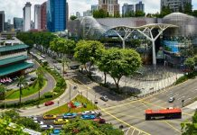 best way to get around singapore,cheapest way to get around singapore,how to getting around singapore
