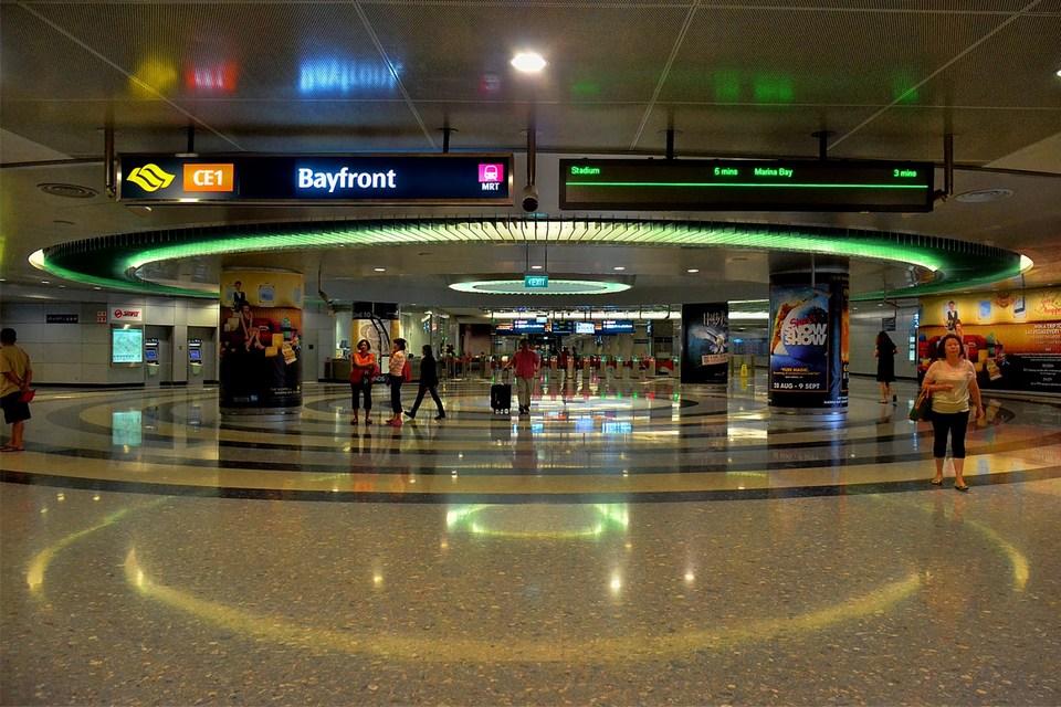 Bayfront MRT