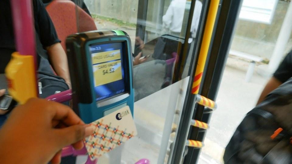 ezlink public bus
