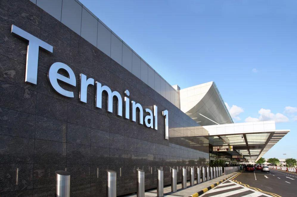 terminal 1 changi airport