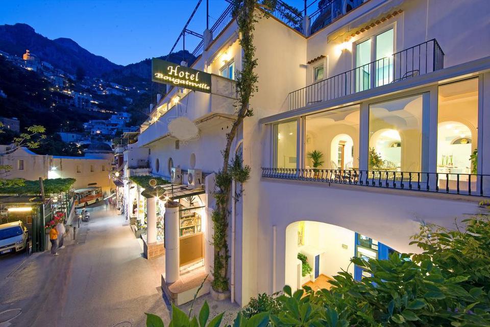 Hotel La Bougainville positano (1)