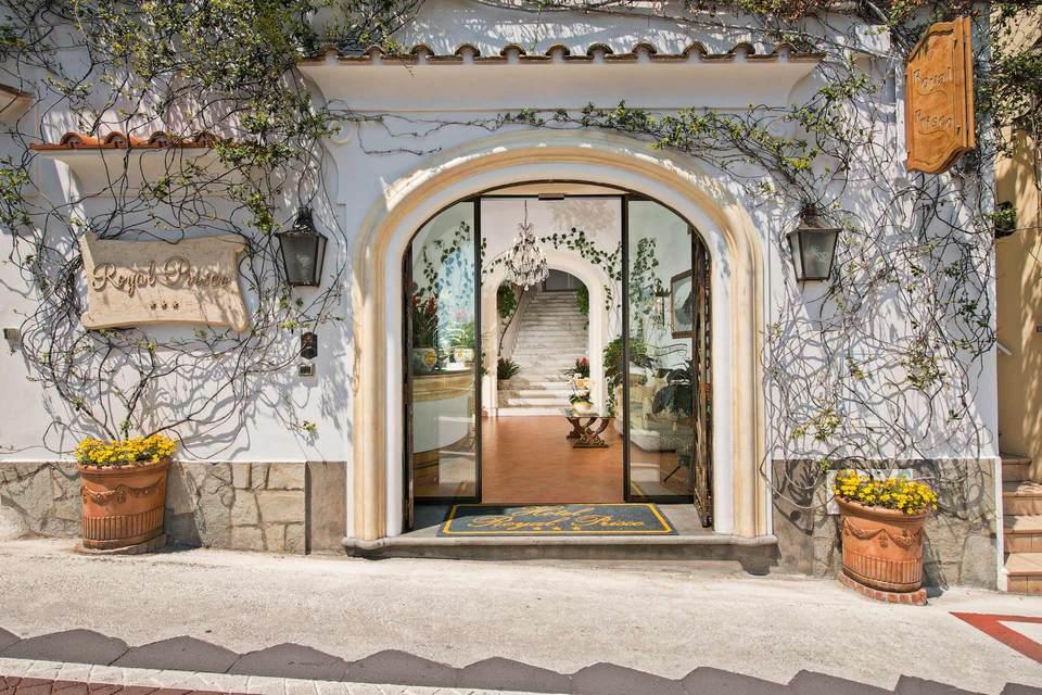 Hotel Royal Prisco, Positano (1)