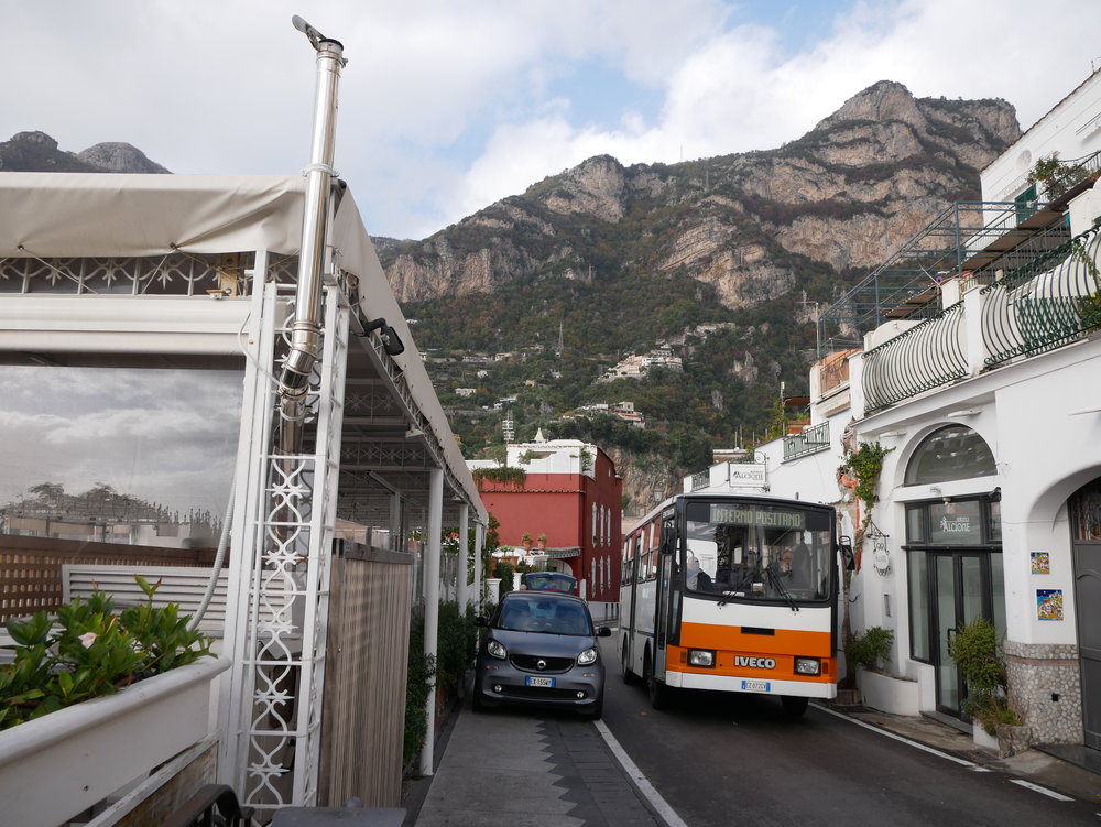 | positano visitor guide