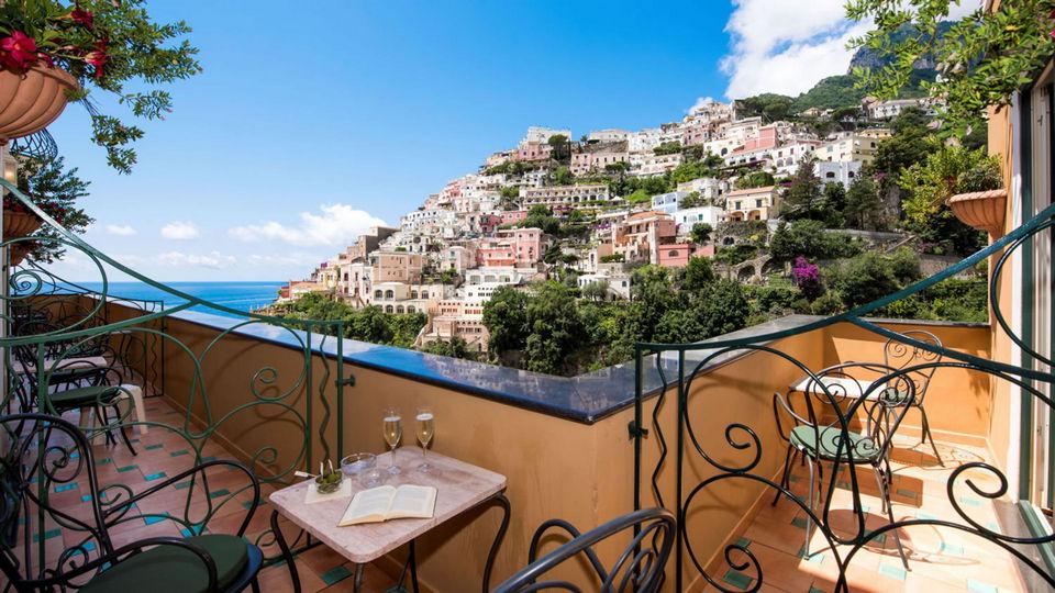 Sea View Terrace Hotel Savoia