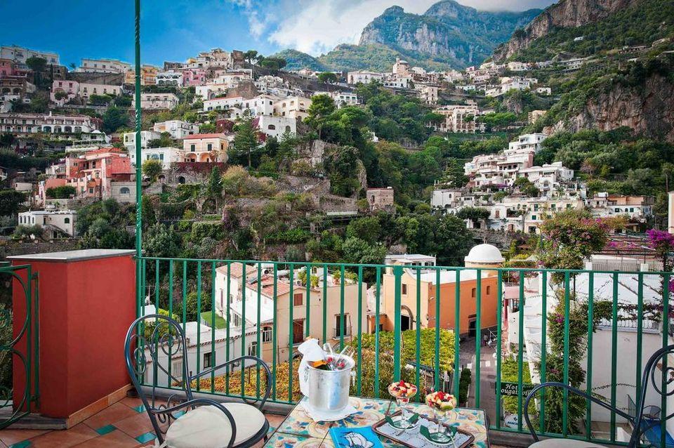 Street View Hotel Savoia