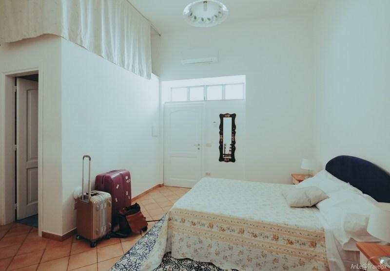 positano Villa Consilla - Quadruple room (7)